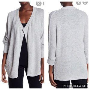 Madewell | Grey Seabank Cardigan Sweater